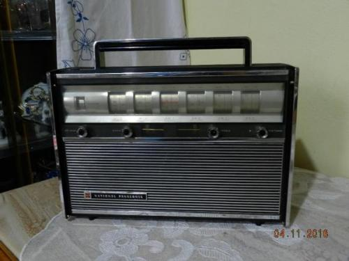 Radio - National Panasonic Model R-3000 1965 - 1965